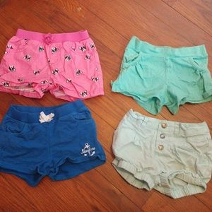 Other - Lot of 4 Pairs of 3T shorts
